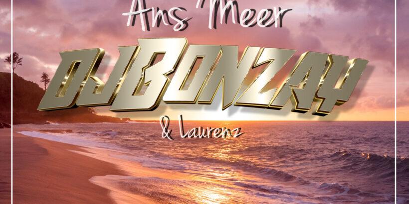 Cover DJ Bonzay ft. Laurenz - ans Meer
